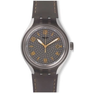 SWATCH GO SMOKEY Mens Watch YES4007