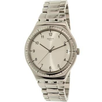 Swatch ZIO ARGENTO Mens Watch YWS100G