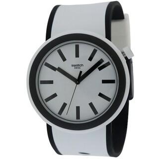 Swatch POPMOVING Silicone Unisex Watch PNW100