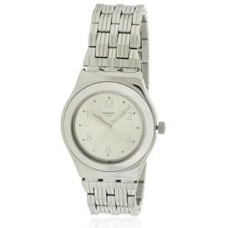 Swatch Signoralia Stainless Steel Ladies Watch YLS189G