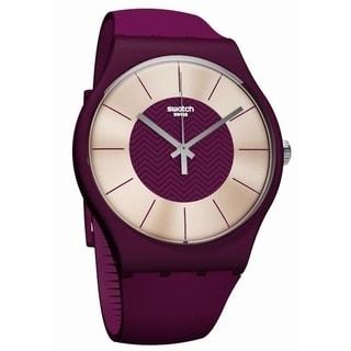 Swatch BORD D EAU Unisex Watch SUOR110