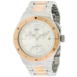 Swatch SO BIGGAR Mens Watch YOS452G