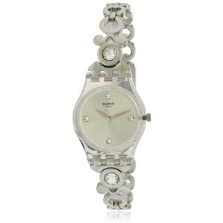 Swatch CLASSY DAME Ladies Watch LK359G