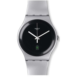 Swatch Be Charged Unisex Watch SUOB401