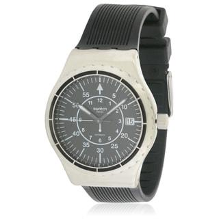 Swatch SISTEM ARROW Silicone Automatic Mens Watch YIS403
