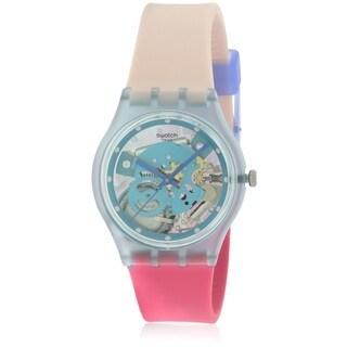 Swatch VARIGOTTI Silicone Unisex Watch GL118