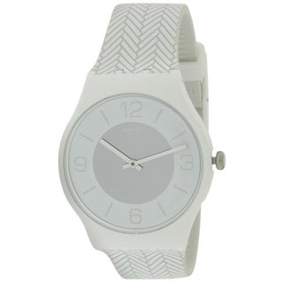 Swatch WHITE GLOVE Unisex Watch SUOW131