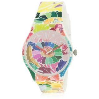 Swatch FLOWERFOOL Ladies Watch SUOW126