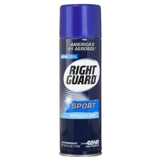 Right Guard Sport 6-ounce Powder Dry Antiperspirant
