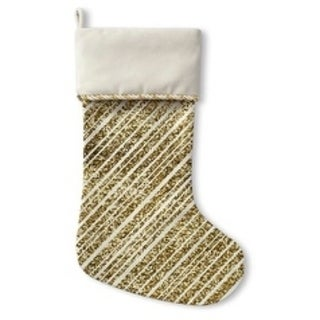 Gold Christmas Stockings - Shop The Best Deals for Oct 2017 ...