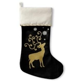 Kavka Designs First Snow Fall Holiday Stocking