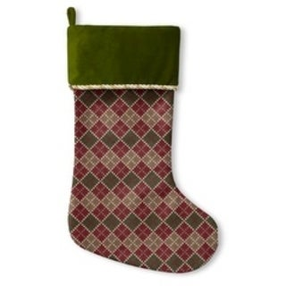 Kavka Designs Holiday Stocking
