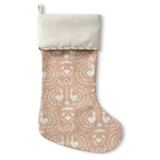 Kavka Designs Christmas Scandinavian Holiday Stocking