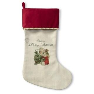 Kavka Designs Vintage Stocking Holiday Stocking