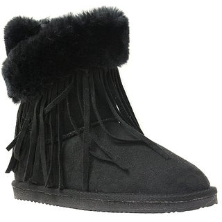 Lamo Girls Fringe Wrap Kids Boot (More options available)