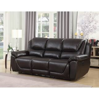 Leather Sofas Amp Couches For Less Overstock Com