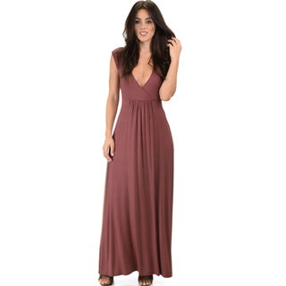 Lyss Loo Sweetest Kiss Sleeveless Maxi Dress (More options available)