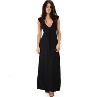 Lyss Loo Sweetest Kiss Sleeveless Maxi Dress