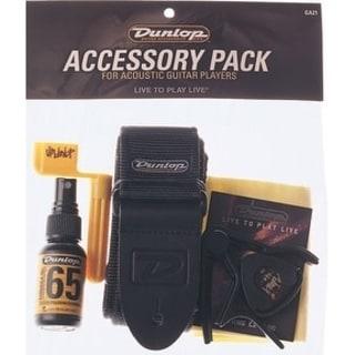 Dunlop GA21 Guitar Accessory Pack w/ Strap