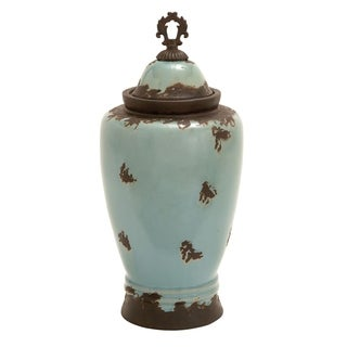 Studio 350 Ceramic Jar 22 inches high, 10 inches wide