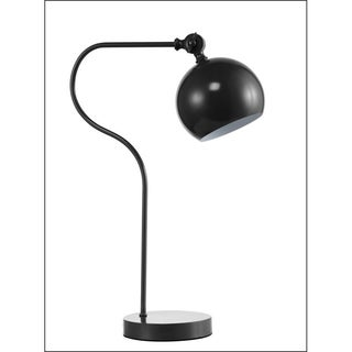 "Q-Max Boutique 19.5"" Table Lamp, Black"