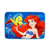 Ariel, The Little Mermaid Memory Foam Bath Rug