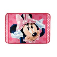 Minnie Mouse Memory Foam Bath Rug