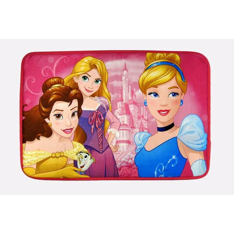 Disney Princess Memory Foam Bath Rug