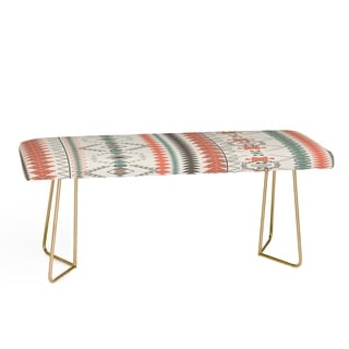 Zoe Wodarz Boho Blanket Bench