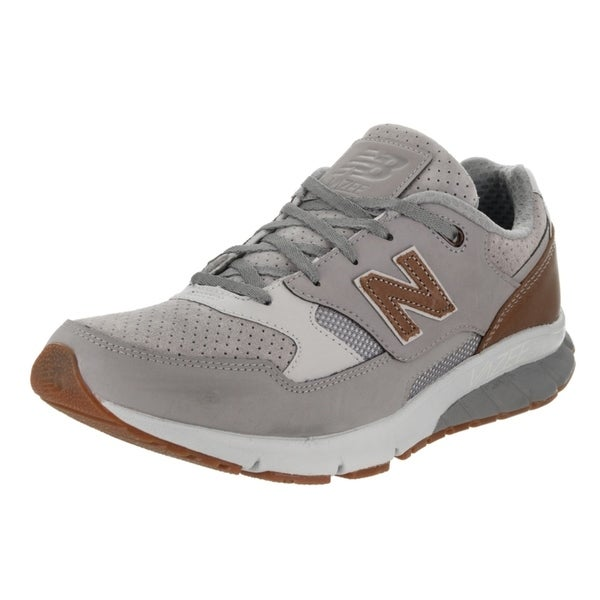 New Balance Men S  Vazee Leather Running Shoe