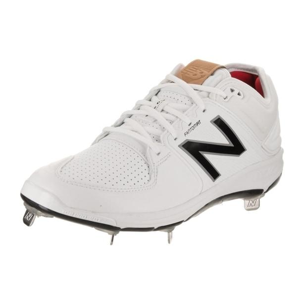 bdf1250a6bdf2 Shop New Balance Men's L3000v3 Low Metal Baseball Cleat - Free ...
