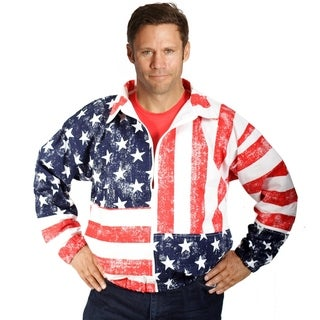 American Flag Jacket (5 options available)