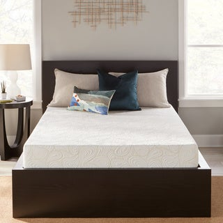 Simmons Recharge Flex 7.25-inch Queen-size Gel Memory Foam Mattress by Beautyrest