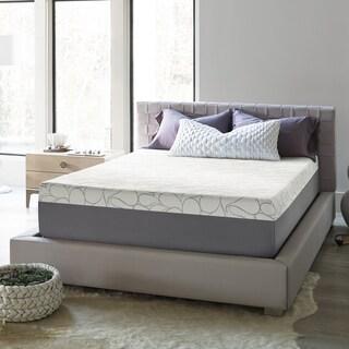 Beautyrest 14-inch King-size Gel Memory Foam Mattress in a Box