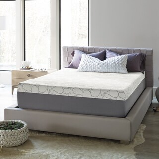 Beautyrest 14-inch King-size Gel Memory Foam Mattress in a Box