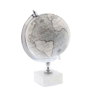 Strick & Bolton Youri Metal Marble Globe