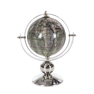 Link to Copper Grove Lupinus Stainless Steel PVC Globe (8 x 10) Similar Items in Accent Pieces