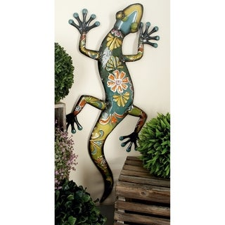 Studio 350 Metal Lizard 32 inches high, 15 inches wide