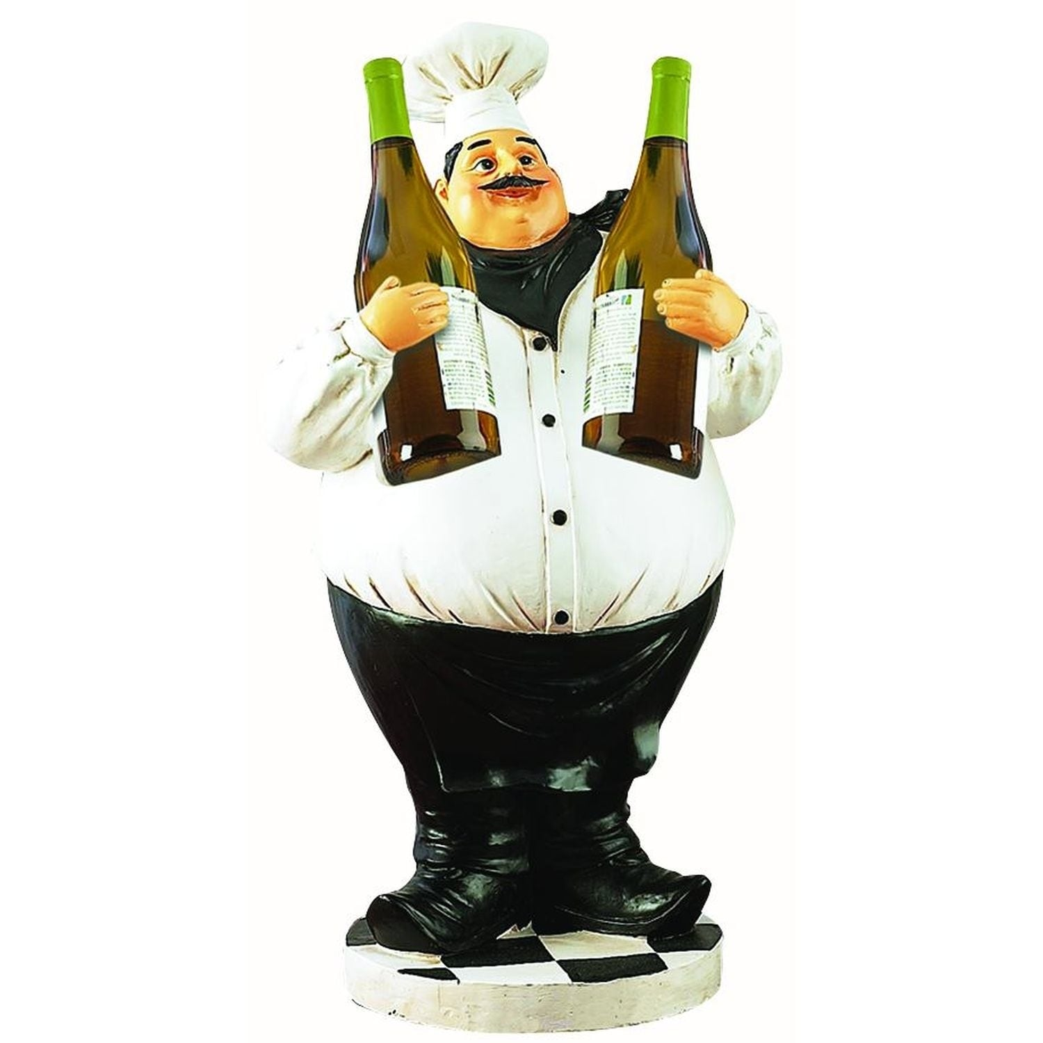 Studio 350 PS Chef Wine Holder, 12 inches wide, 24 inches...