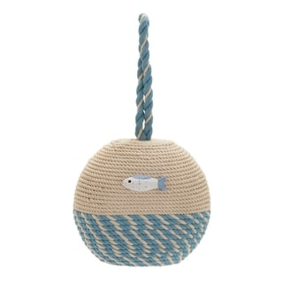 Studio 350 Rope Cem Doorstop 8 inches wide, 14 inches high