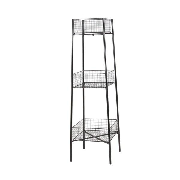 Studio 350 Metal Shelf 12 Inches Wide 41 High
