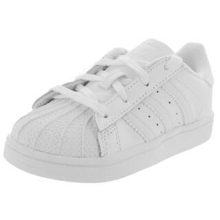Adidas Toddlers Superstar Foundation I Originals Basketball Shoe https://ak1.ostkcdn.com/images/products/17619075/P23835014.jpg?impolicy=medium
