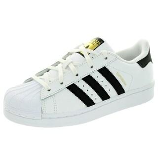 Adidas Kids Superstar C Originals Basketball Shoe