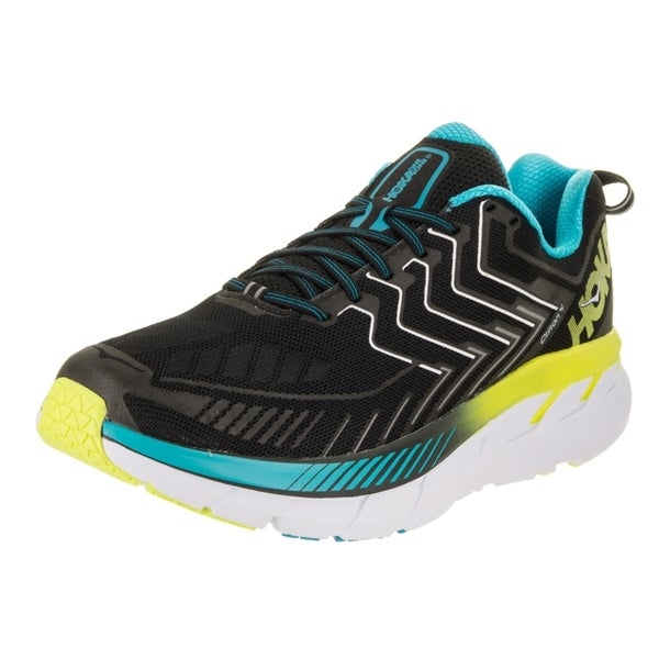newest 4171f 98f97 Hoka One One Men  x27 s Clifton 4 Running Shoe