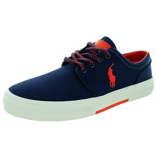 Polo Ralph Lauren Men's Faxon Low Casual Shoe