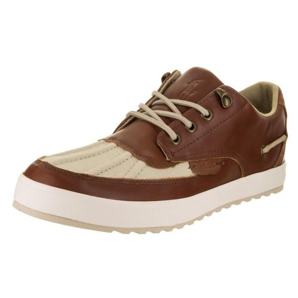 Polo Ralph Lauren Men\u0026#x27;s Ramiro Sk Vlc Casual Shoe