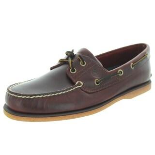 Timberland Men's Cls 2-Eye Boat Shoe