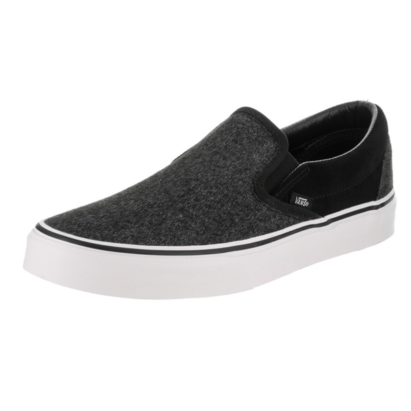 d2f62ba11e Shop Vans Unisex Classic Slip-On (Suede   Suiting) Skate Shoe - Free ...