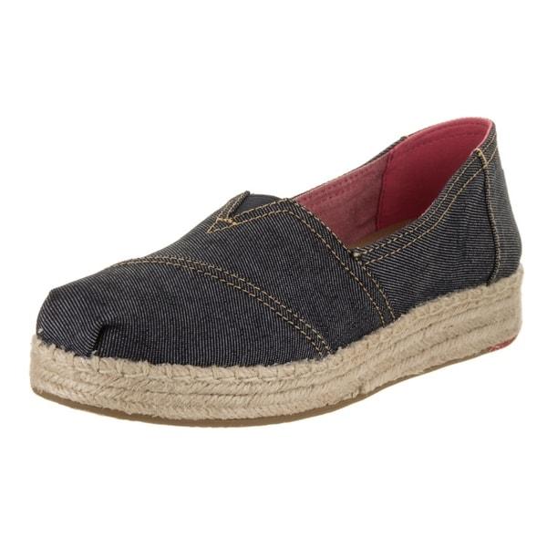 273005ed1b4 Shop Toms Women s Platform Alpargata Casual Shoe - Free Shipping ...