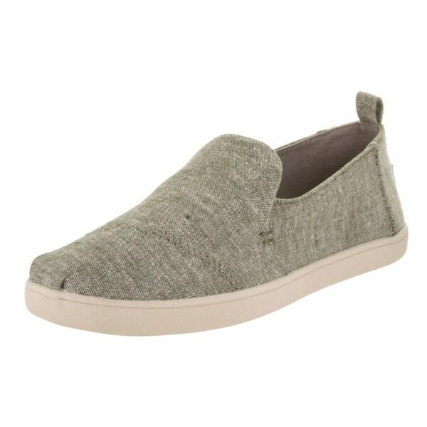 Shop Toms Women s Deconstructed Alpargata Casual Shoe - On Sale ... b7e9864d15e